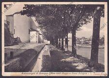 RIMINI SANTARCANGELO DI ROMAGNA 16 Cartolina  viaggiata 1936