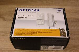 NETGEAR AV+ 200 Powerline Adapter Kit