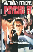 Psycho IV (1990) VHS CIC exnolo Anthony Perkins  rara
