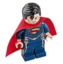 LEGO SUPER HEROES Minifig SUPERMAN DC Comics Captain America 76002 76003 76009