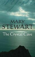 Stewart, Mary, The Crystal Cave (Coronet Books), UsedVeryGood, Paperback