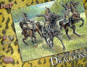 HaT 1/32 Napoleonic French Dragoons # 9009