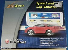 NEW ZipZaps Micro RC Speed and Lap Counter Accessory New in Box Zip Zaps 6007530