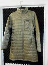 New and Authentic Womens Patagonia Radalie Parka Sage Kakhi Size XS