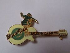 Broche Hard Rock Cafe Lake Tahoe - guitare