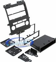 Metra 99-7428B Double DIN/ISO DIN Install Dash Kit for Select 2009-12 Nissan