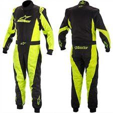Alpinestars Go Kart Racing Suit K-MX5 NRG Ltd Edition Blk/Yel