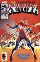 SPIDER-GEDDON 0 JAMAL CAMPBELL SECRET WARS 8 HOMAGE VARIANT AMAZING SPIDERMAN NM