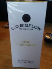 C O  Bigelow Lime Coriander Eau De Toilette Bath Body Works Brand New  3.4 oz