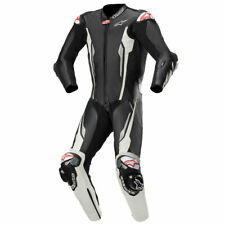 Alpinestars Racing Absolute Tech-Air Compatible One Piece Suit Black / White