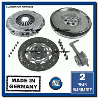 FOR FORD MONDEO MK4 1.8 TDCi + SMAX DUAL MASS FLYWHEEL AND CLUTCH KIT CSC SACHS