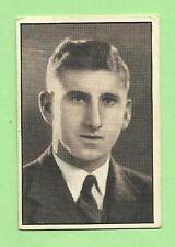 1934  AUSTRALIAN  LICORICE  CRICKET CARD - E. L. McCORMICK, VICTORIA