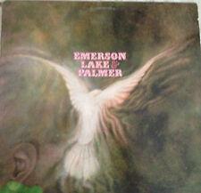 Emerson Lake & Palmer Debut Album-GOOD + Rated