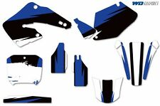 Graphic Kit Honda CR125 CR250 Dirt Decal Backgrounds Sticker CR 125/250 00-01 rb