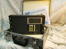 RADIO GRUNDIG SATELLIT 500 NEW  NUOVA + VALIGETTA User Manual & Service AM FM SW