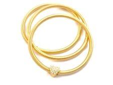 Wholesale Fashion Gold Bracelet/ Charm