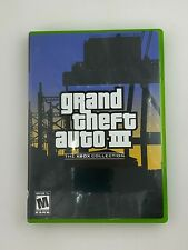Grand Theft Auto Iii - Original Xbox Game - Complete & Tested