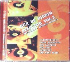 Vivian Jones Lloyd Brown Run De Riddim Selector Vol.2 Weedacome Thunder CD Comp
