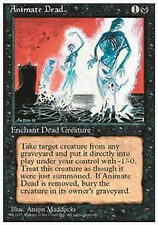 MRM FRENCH Animation des morts - Animate Dead MTG magic 3-4th