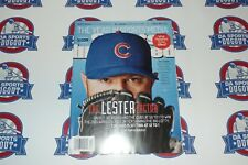 December 22, 2014  SI  Sports Illustrated Jon Lester Chicago Cubs NO LABEL