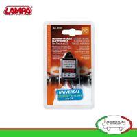 Intermittenza Elettronica 6/12/24 Volt Freccie Moto a Led Lampa 90126