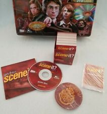Harry Potter Scene It DVD Game Replacement DVD & Cards