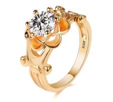 925 Silber Ring Damenring  Silber 925 Ring Gr 54 (17,2mm)  Silberring mit Stein