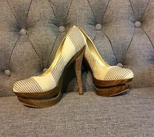 Jessica Simpson Platform Heels Size 6