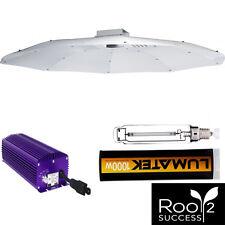 1000w Lumatek Digital Dimmable Grow Light Kit - Hydroponics Ballast Reflector