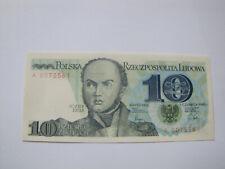 banknot 10 zł A 8075561 stan 1