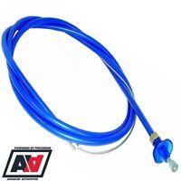 Sytec Motorsport Competition Blue Throttle Cable 1.3 Metre Length Weber Dellorto