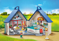 PLAYMOBIL #70111 Take Along Diner - New!