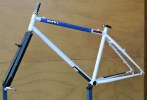 Oldschool Sunn Exact Comp Columbus steel hardtail mountainbike frame frameset