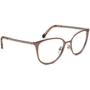 Michael Kors Eyeglasses MK 3017 (Lil) 1186 Rose Gold Metal Frame 51[]18 140