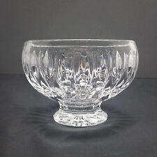 Marquis By Waterford Crystal Sheridan Footed Bowl 4.25""
