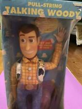 Unopened Vintage 1995 Toy Story TALKING WOODY DISNEY PIXAR