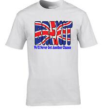EUROPEO Referéndum Voto no camiseta euro SALIDA We'll nunca Get otra
