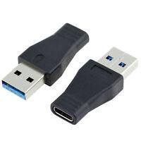 Fast USB-C USB 3.1 Type C Female to USB 3.0 Male Port Type-A T6U0 2 Card T7I7