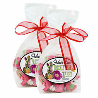 Shadow River Gourmet Prickly Pear Cactus Saltwater Taffy Pink Candy 8 oz Pk of 2