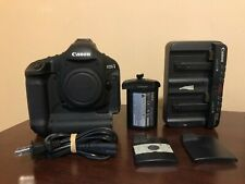 Used Canon EOS 1Ds Mark III 21.1MP Digital SLR Camera - Black (Body Only) #723