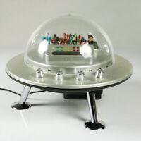 PRO UFO Radio mit Kassette Design Novelty Radio Vintage 80er