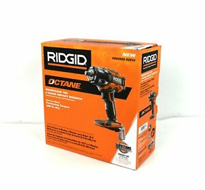 RIDGID 18V Octane 4-Modes Cordless Brushless 1/2 in. Impact Wrench - R86011B