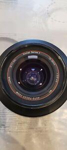 VIVITAR Series 1 19-35mm 1:3.5-4.5 CANON EOS Mount Lens
