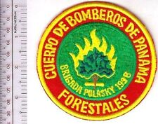 Hot Shot Wildland Fire Crew Panama Forest & Wildfire Fighters Cuerpo de Bomberos