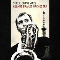 HELMUT ORCHESTRA BRANDT - SPREE COAST JAZZ   CD NEW