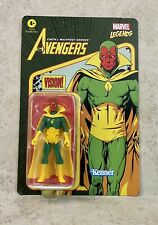 UNPUNCHED! Marvel Legends Earths Mightiest Heroes: The Avengers Vision! New!
