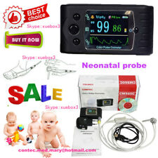 Handheld pulse oximeter,blood oxygen Monitor,SPO2,pulse rate+Software for Infant