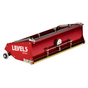 "LEVEL5 #4-770 14"" Flat Box Professional Grade   FREE SHIPPING   NIB"