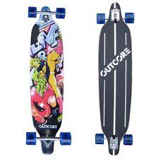 Longboard OUTCORE KI03 ABEC11 Komplettboard 41 Zoll Skateboard Cruiserboard
