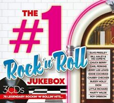 The #1 Album: Rock 'N' Roll Jukebox - Various Artists (Box Set) [Cd]